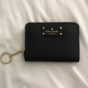 Kate Space small zip wallet
